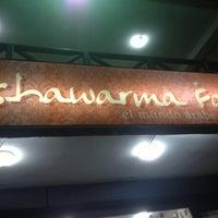 Photo taken at Shawarma Fadi by Cesar L. on 8/18/2013