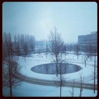 Photo taken at IBM Belgium (BLS) by Francois G. on 3/14/2013
