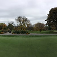 Photo taken at North Hills Country Club by Dale S. on 10/20/2016