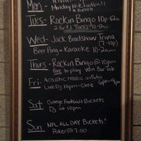 Photo taken at Pour House Bar and Grill by Kam on 11/28/2013