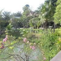 Photo taken at Baan Thai House Homestay by Jana K. on 12/24/2013