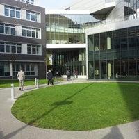 Photo taken at University of Bedfordshire - Business School by Kristina V. on 11/13/2013
