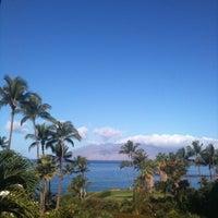 Photo taken at Wailea Beach Marriott Resort & Spa by Carra R. on 12/26/2012