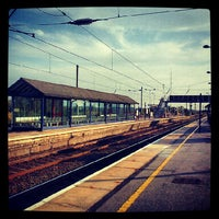 Photo taken at St Neots Railway Station (SNO) by Elliot H. on 9/15/2012