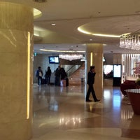 Photo taken at Grand Ambassador Hotel by Ben W. on 4/30/2013