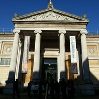 Photo taken at The Ashmolean Museum by Ben W. on 11/5/2012