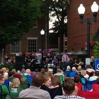 Photo taken at Franklin Square by Federica A. on 7/14/2013