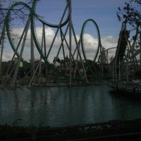 Photo taken at Universal's Islands of Adventure by Bryan R. on 1/10/2013