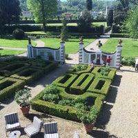 Photo taken at Villa Olmi Firenze by Дария Б. on 4/15/2016