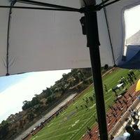 Photo taken at Samuel F. B. Morse High School by Liza on 9/29/2012