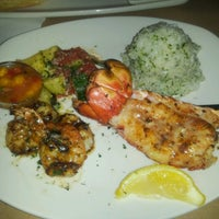 Photo taken at Bonefish Grill by Matt G. on 6/27/2013