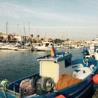 Photo taken at Puerto Cabo de Palos by Jose Luis P. on 12/25/2015