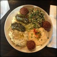 Photo taken at Sultan Express Mediterranean Grill by Jill Erin C. on 1/20/2013