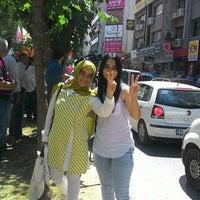 Photo taken at Şair Eşref Bulvarı by Rahime Leyla Ç. on 6/4/2016