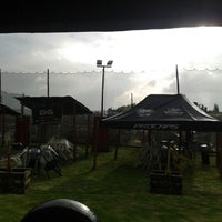 Photo taken at Rhinos Paintball by Andres S. on 11/23/2013