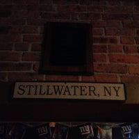 Photo taken at Stillwater Bar & Grill by Manuel B. on 11/12/2013