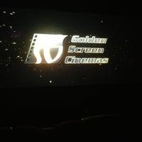 Photo prise au Golden Screen Cinemas (GSC) par Shearn S. le12/25/2012