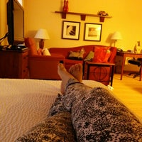 Photo taken at Residence Inn Baltimore BWI Airport by Denisse E. on 4/5/2014