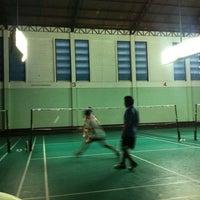 Photo taken at นวศรี คอร์ด แบดมินตัล by Akerath A. on 10/11/2012