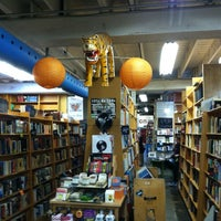 Photo taken at Powell's Books on Hawthorne by Marcus G. on 2/9/2013