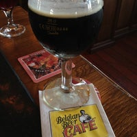 Photo taken at The Ponsonby Belgian Beer Cafe by David K. on 12/7/2012