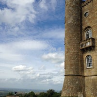 Photo taken at Broadway Tower by Elena on 5/20/2016