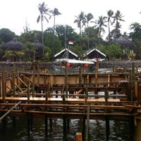 Photo taken at Taman Impian Jaya Ancol (Ancol Dreamland) by b|a|s|k|o|r|o™ on 1/1/2013