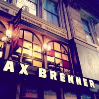 Photo taken at Max Brenner by Rita L. on 6/7/2013