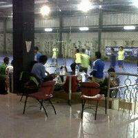 Photo taken at Lampung Futsal by Surya H. on 10/9/2013