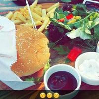 Photo taken at Damak Cafe by Ayşe S. on 8/21/2016