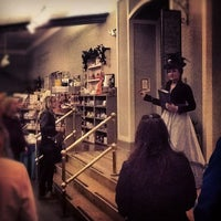 Photo taken at Moravian Book Shop by Discover Lehigh Valley on 10/18/2012