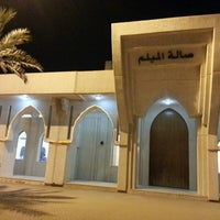 Photo taken at صالة الميلم للافراح - العديلية by Hussain A. on 6/5/2014