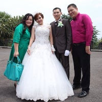 Photo taken at Wedding Chapel Bethany Nginden by Andre T. on 3/6/2014