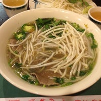 Photo taken at Pho Wagon by Junko I. on 10/22/2012
