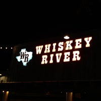 Photo taken at Whiskey River Dancehall & Saloon by Michelle M. on 4/20/2013