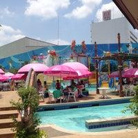 Photo taken at Fantasia Lagoon by Jitnaree K. on 4/19/2015