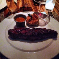 Photo taken at BOA Steakhouse by San T. on 3/15/2013