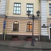 Photo taken at Брестская областная филармония by Peter S. on 2/29/2016