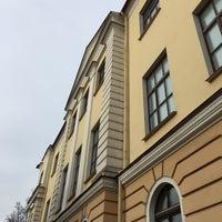 Photo taken at Брестская областная филармония by Peter S. on 2/8/2016