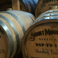 Photo taken at Short Mountain Distillery by Audrey S. on 9/24/2016