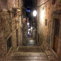 Photo taken at Stari Grad (Old Town) by Ron B. on 9/25/2016