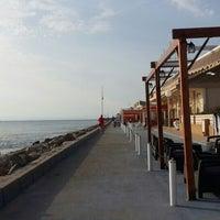 Photo taken at SUGAR & SPICE Restaurant Crepêrie Bar by Celeste L. on 7/8/2015