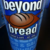 Photo taken at Beyond Bread by Adam P. on 11/14/2012