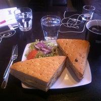Photo taken at Wayne's Coffee by SAWAS on 12/18/2012