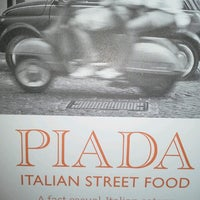 Photo taken at Piada Italian Street Food by Nicolle R. on 2/17/2013
