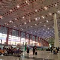 Photo taken at Beijing Capital International Airport (PEK) by Richard L. on 11/16/2012