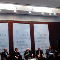 Photo taken at Center for Strategic and International Studies (CSIS) by Mauricio f. on 5/5/2014
