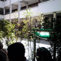 Photo taken at SMA Negeri 6 Bandung by D.Fadil D. on 1/26/2014