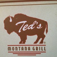 Photo taken at Ted's Montana Grill by Petra W. on 7/10/2013