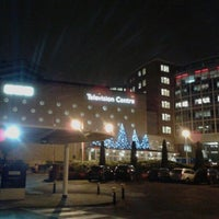 Photo taken at BBC Television Centre by Stuart B. on 12/13/2012